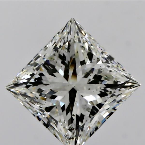 1.01 Carat Princess Loose Diamond, K, SI1, Ideal, GIA Certified | Thumbnail