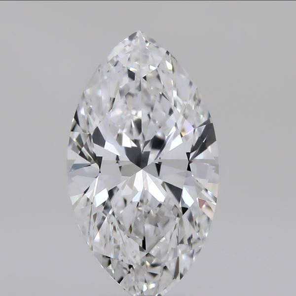 0.73 Carat Marquise Loose Diamond, D, VS1, Super Ideal, GIA Certified