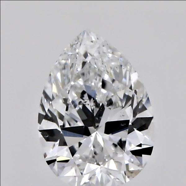 0.31 Carat Pear Loose Diamond, D, SI1, Super Ideal, GIA Certified