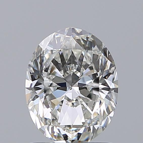 1.22 Carat Oval Loose Diamond, G, SI1, Excellent, GIA Certified