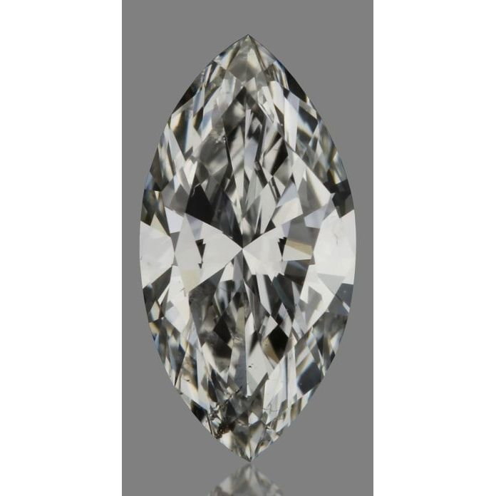0.23 Carat Marquise Loose Diamond, G, SI2, Ideal, GIA Certified