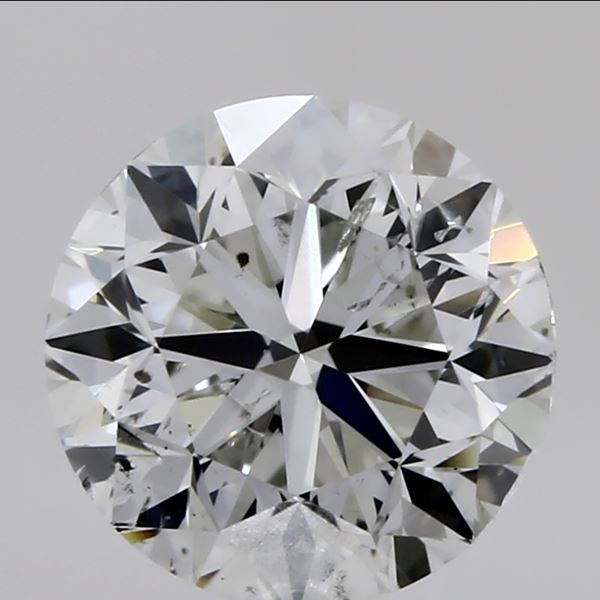 1.00 Carat Round Loose Diamond, I, SI2, Very Good, GIA Certified
