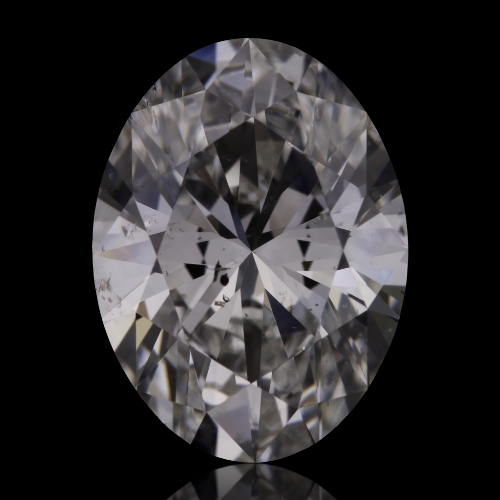 2.02 Carat Oval Loose Diamond, F, SI2, Super Ideal, GIA Certified | Thumbnail