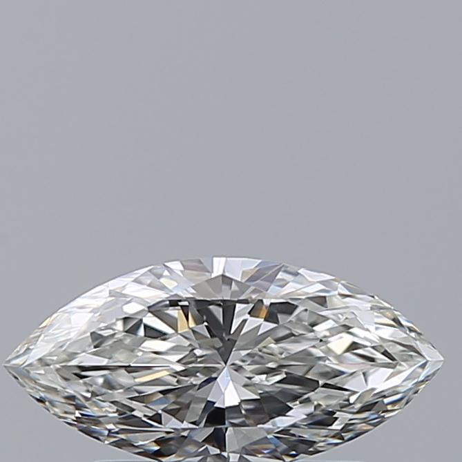 0.51 Carat Marquise Loose Diamond, H, VS1, Super Ideal, GIA Certified