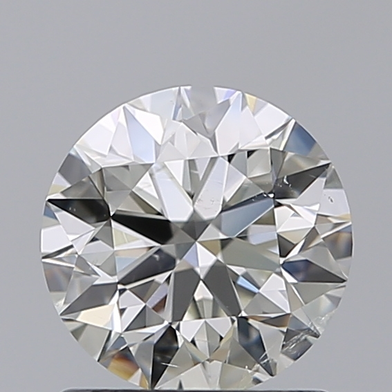 1.01 Carat Round Loose Diamond, I, SI2, Super Ideal, GIA Certified | Thumbnail