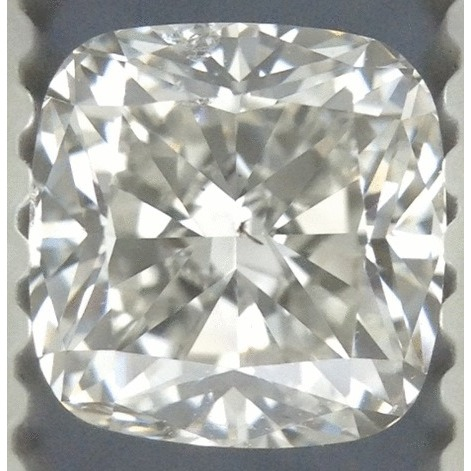 1.00 Carat Cushion Loose Diamond, I, SI2, Excellent, GIA Certified