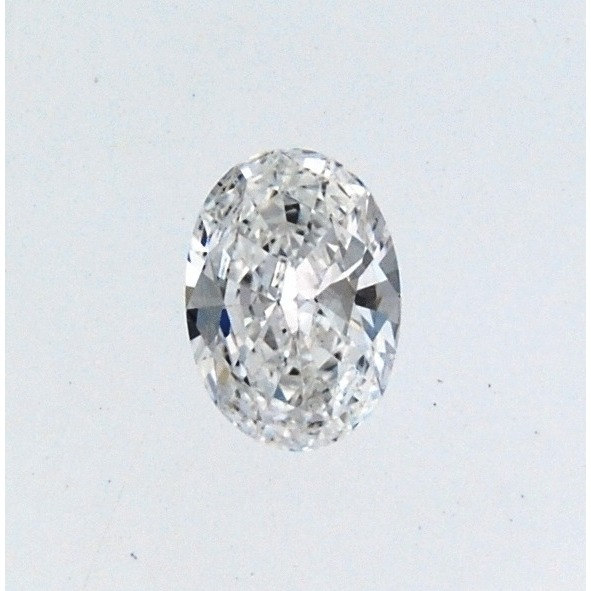 0.78 Carat Oval Loose Diamond, E, SI1, Excellent, GIA Certified