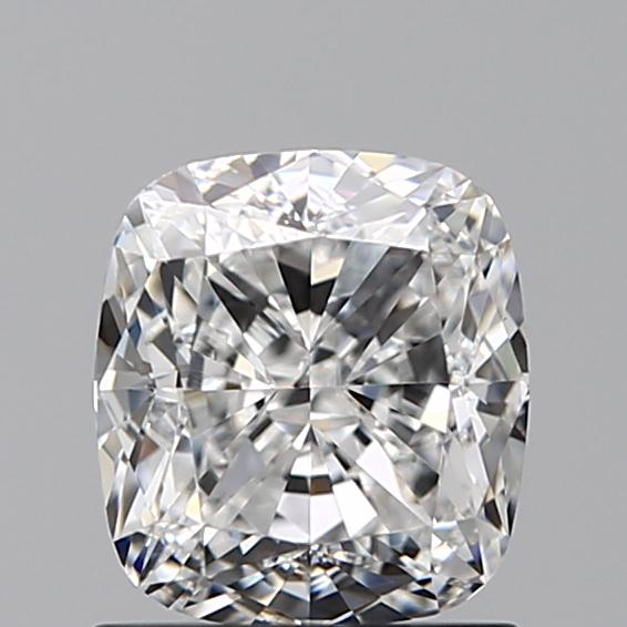 1.20 Carat Cushion Loose Diamond, F, VS1, Ideal, GIA Certified
