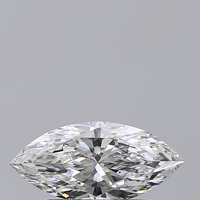 0.50 Carat Marquise Loose Diamond, E, SI1, Excellent, GIA Certified