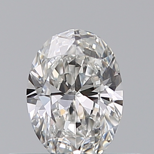 0.32 Carat Oval Loose Diamond, F, VS1, Excellent, GIA Certified