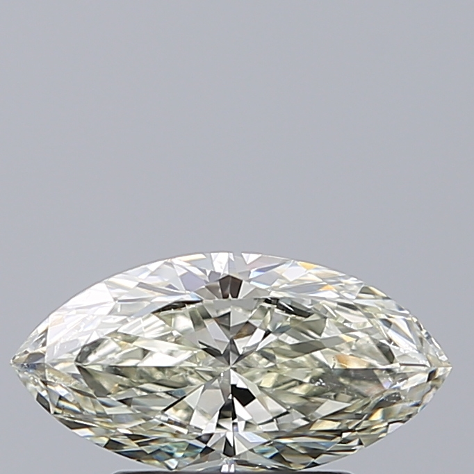 1.02 Carat Marquise Loose Diamond, L, SI1, Super Ideal, GIA Certified