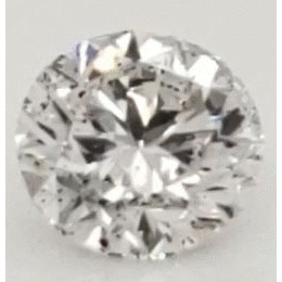 1.76 Carat Round Loose Diamond, F, I1, Excellent, GIA Certified