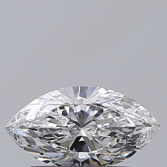 0.42 Carat Marquise Loose Diamond, E, SI2, Ideal, GIA Certified