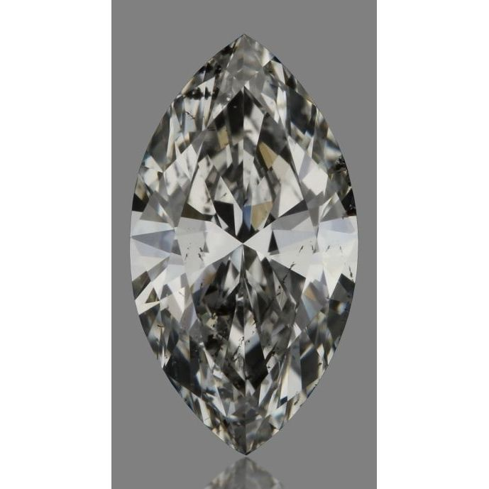 0.26 Carat Marquise Loose Diamond, F, SI2, Super Ideal, GIA Certified