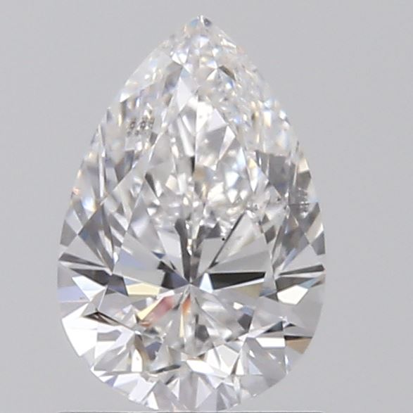 1.00 Carat Pear Loose Diamond, D, SI1, Excellent, GIA Certified