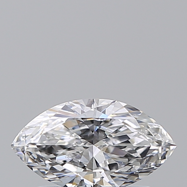 0.50 Carat Marquise Loose Diamond, D, VS1, Super Ideal, GIA Certified