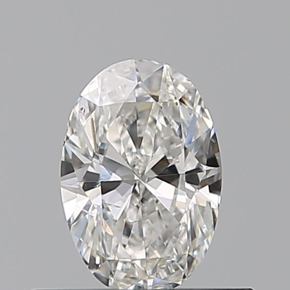 0.35 Carat Oval Loose Diamond, G, SI1, Excellent, GIA Certified