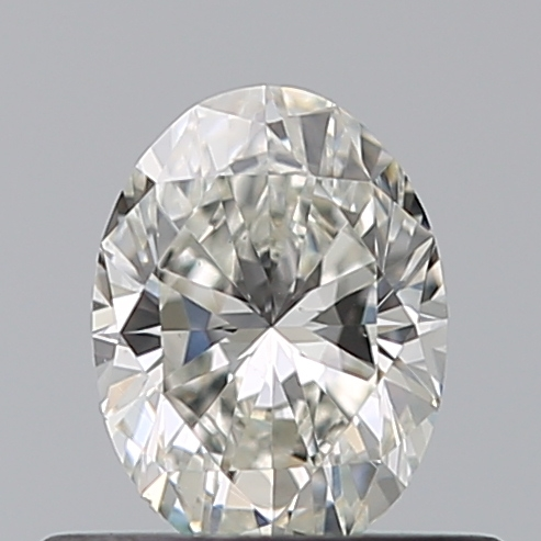 0.43 Carat Oval Loose Diamond, I, VS1, Super Ideal, GIA Certified | Thumbnail