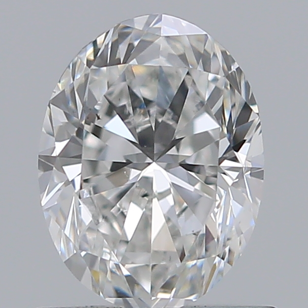 0.72 Carat Oval Loose Diamond, F, VS2, Excellent, GIA Certified