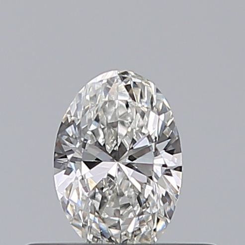 0.30 Carat Oval Loose Diamond, F, VS2, Excellent, GIA Certified