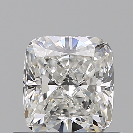 0.51 Carat Cushion Loose Diamond, G, VS1, Ideal, GIA Certified