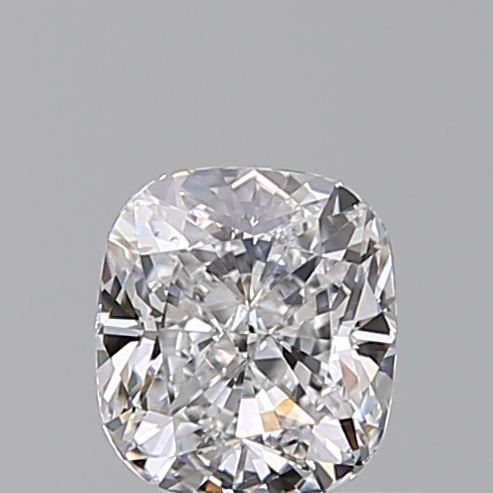 0.71 Carat Cushion Loose Diamond, D, VS1, Excellent, GIA Certified
