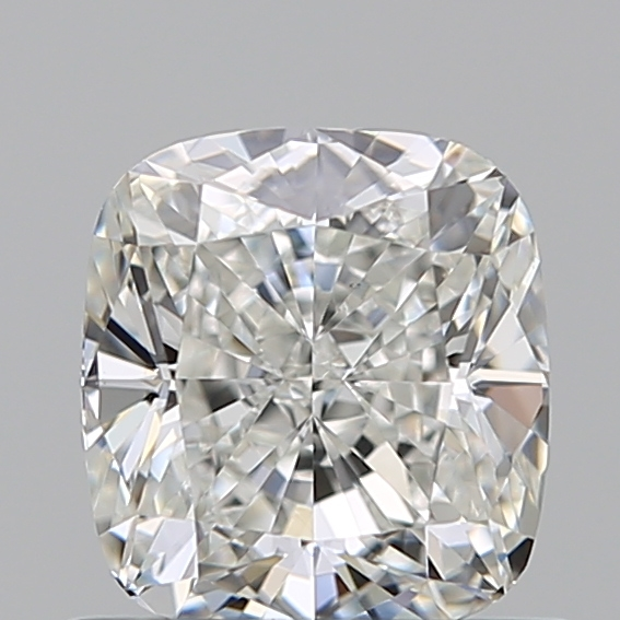 0.72 Carat Cushion Loose Diamond, H, VS1, Ideal, GIA Certified | Thumbnail