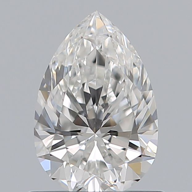 0.70 Carat Pear Loose Diamond, F, VS1, Super Ideal, GIA Certified