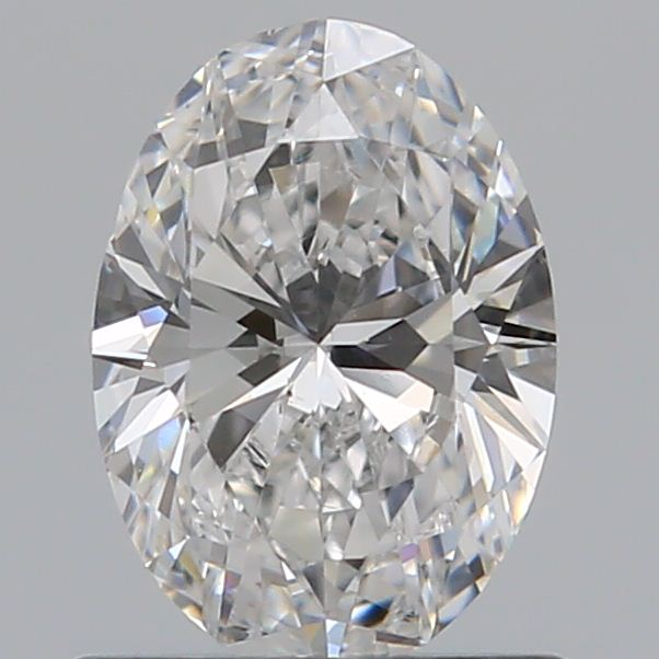 0.70 Carat Oval Loose Diamond, F, VS2, Ideal, GIA Certified | Thumbnail