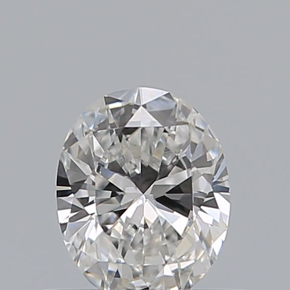 0.33 Carat Oval Loose Diamond, E, VS1, Excellent, GIA Certified