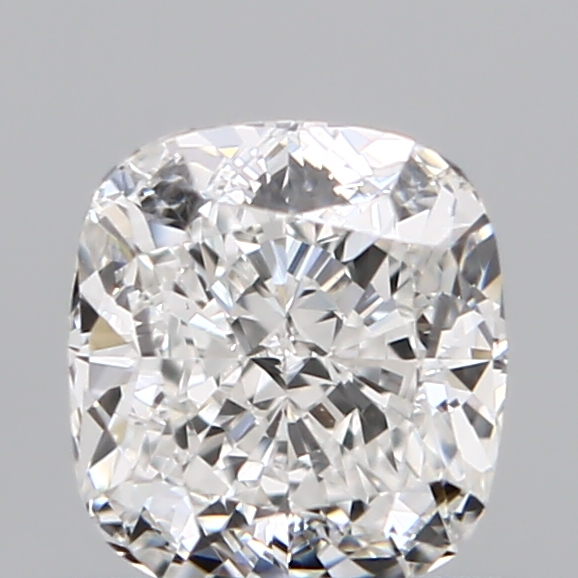 0.70 Carat Cushion Loose Diamond, G, VVS1, Ideal, GIA Certified | Thumbnail