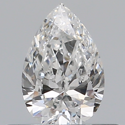 0.31 Carat Pear Loose Diamond, F, VS2, Ideal, GIA Certified