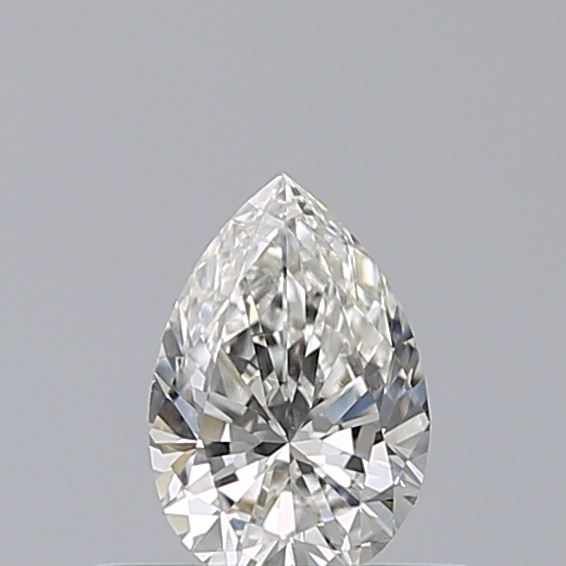 0.35 Carat Pear Loose Diamond, G, SI1, Ideal, GIA Certified | Thumbnail