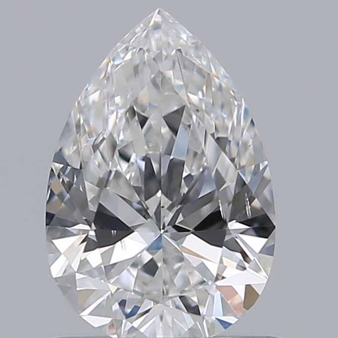0.75 Carat Pear Loose Diamond, E, VS2, Super Ideal, GIA Certified
