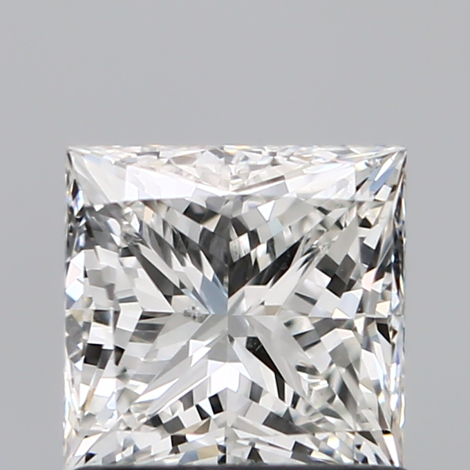 1.01 Carat Princess Loose Diamond, H, SI1, Super Ideal, GIA Certified