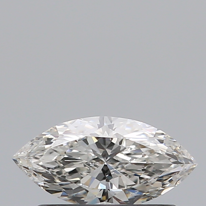 0.32 Carat Marquise Loose Diamond, H, VS1, Ideal, GIA Certified