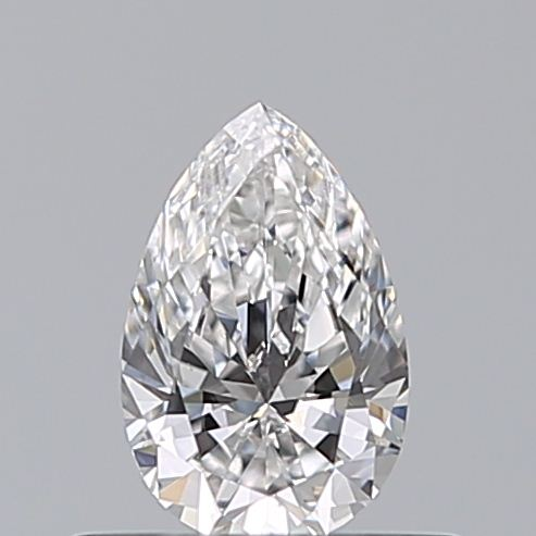 0.35 Carat Pear Loose Diamond, E, VS1, Super Ideal, GIA Certified | Thumbnail