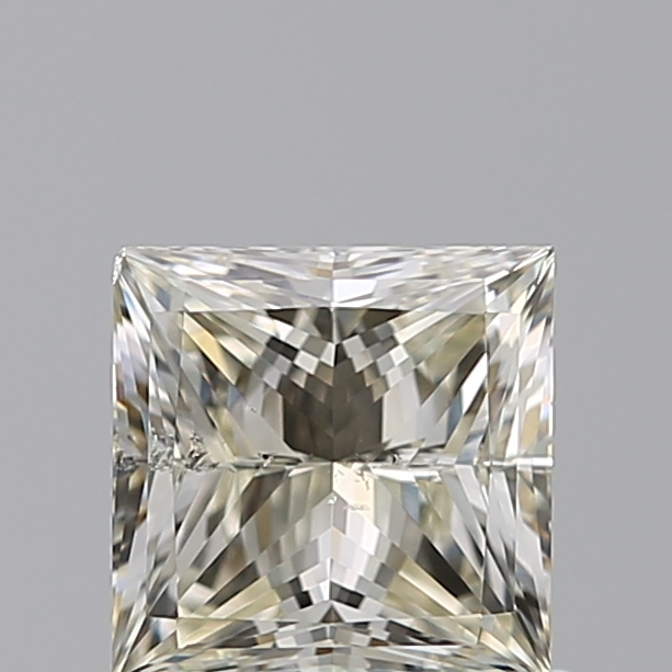 0.75 Carat Princess Loose Diamond, M, SI2, Super Ideal, GIA Certified