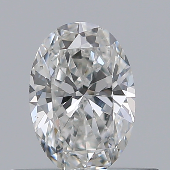 0.33 Carat Oval Loose Diamond, F, SI1, Ideal, GIA Certified
