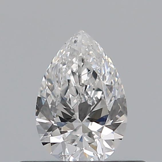 0.30 Carat Pear Loose Diamond, E, SI2, Ideal, GIA Certified