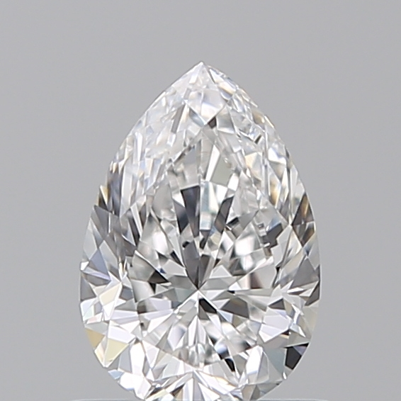 0.70 Carat Pear Loose Diamond, E, VS1, Excellent, GIA Certified | Thumbnail