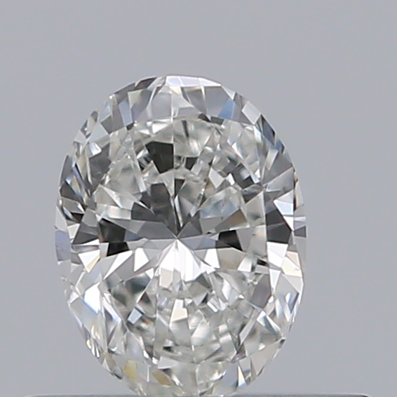 0.32 Carat Oval Loose Diamond, G, SI2, Very Good, GIA Certified