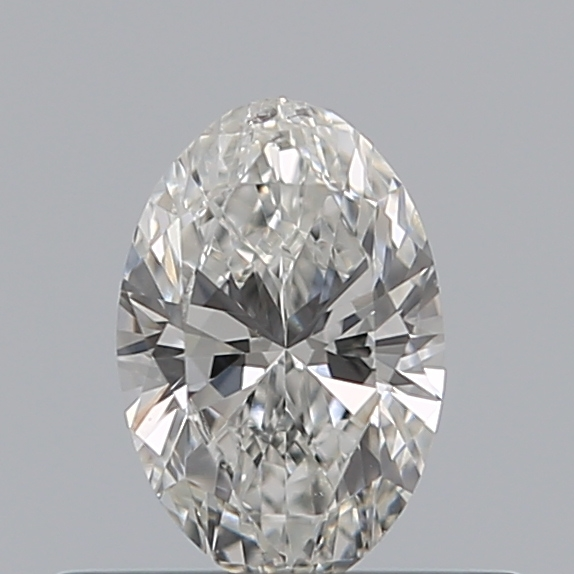 0.33 Carat Oval Loose Diamond, G, SI2, Excellent, GIA Certified