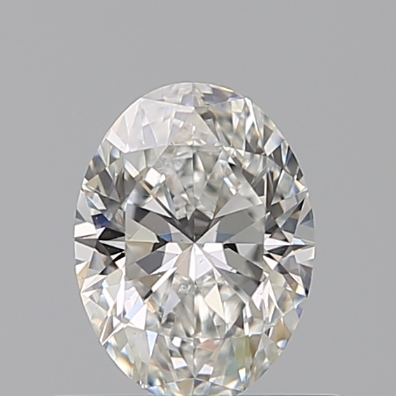 0.51 Carat Oval Loose Diamond, F, VS2, Ideal, GIA Certified