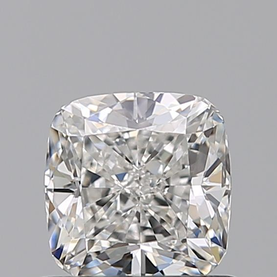 0.72 Carat Cushion Loose Diamond, G, VS1, Ideal, GIA Certified
