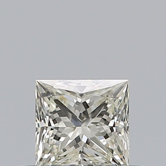 0.30 Carat Princess Loose Diamond, L, SI1, Ideal, GIA Certified