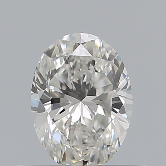 0.41 Carat Oval Loose Diamond, G, VS1, Excellent, GIA Certified
