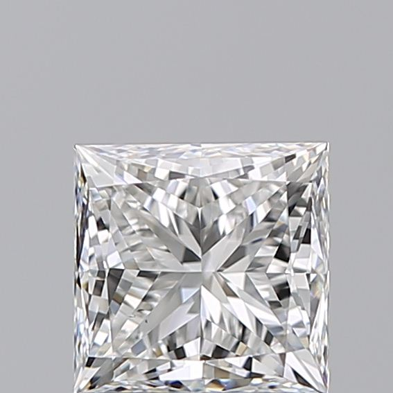 1.01 Carat Princess Loose Diamond, G, VS2, Ideal, GIA Certified