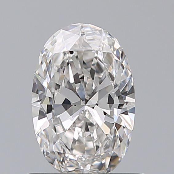 0.65 Carat Oval Loose Diamond, F, VS2, Ideal, GIA Certified | Thumbnail