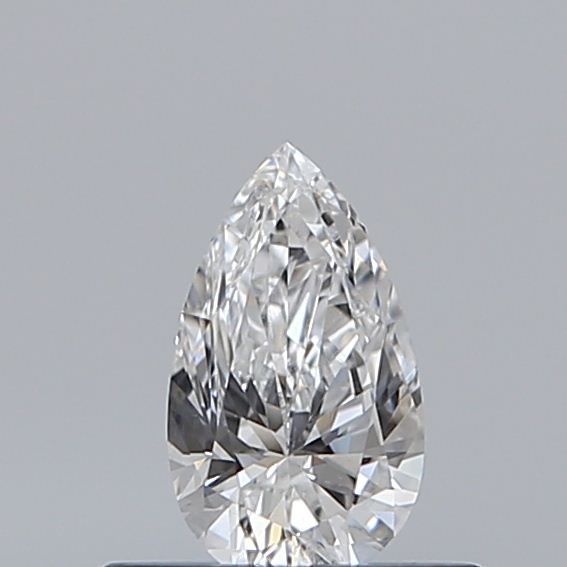 0.32 Carat Pear Loose Diamond, E, VVS2, Excellent, GIA Certified | Thumbnail